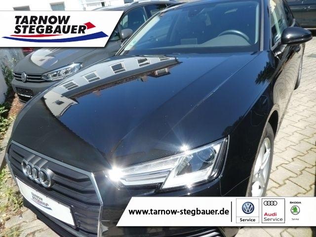 Audi A4 Avant 1.4 TFSI Stronic NAVI LED Connect PreSe, Jahr 2018, Benzin
