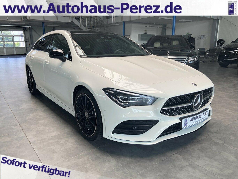 Mercedes-Benz CLA 250 Shooting Brake 4M AMG KAMERA-MBUX-AHK, Jahr 2020, Benzin