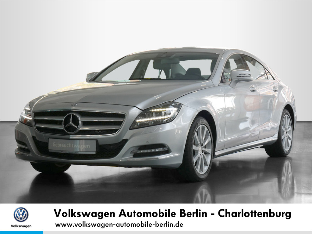 Mercedes-Benz CLS 350 CDI Blue Efficiency 4MATIC, Jahr 2013, Diesel