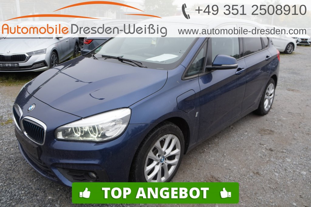 BMW 225 Active Tourer xe iPerformance Advantage*Pano, Jahr 2017, Hybrid