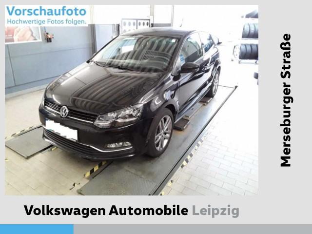 Volkswagen Polo 1.4 TDI BMT Allstar *LED*DSG*GRA*SHZ*, Jahr 2016, Diesel