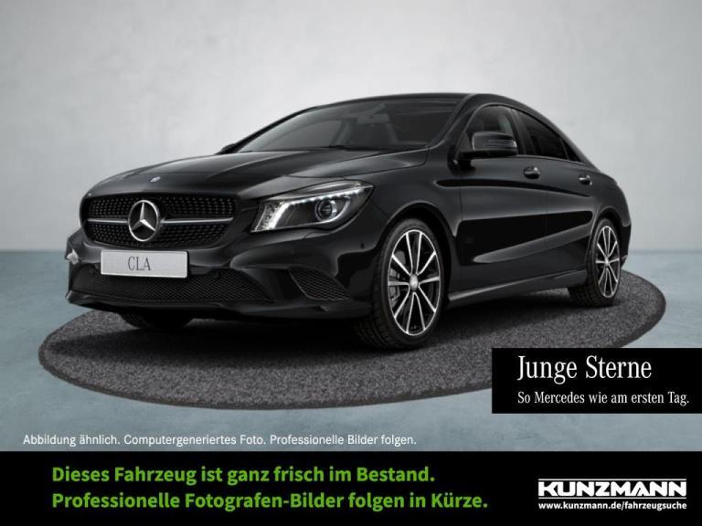 Mercedes-Benz CLA 220 d Coupé Urban Night Navi Bi-Xenon Kamera, Jahr 2015, Diesel