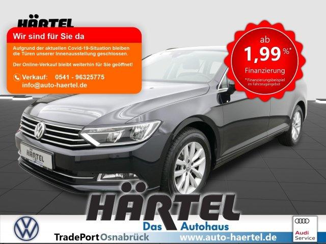 volkswagen passat variant comfortline tdi dsg euro6 acc-rad, jahr 2019, diesel