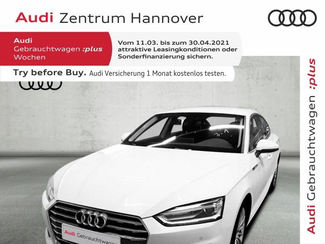 Audi A5 Sportback sport 40 TFSI Leder+Navi+DAB+Xenon, Jahr 2019, Benzin