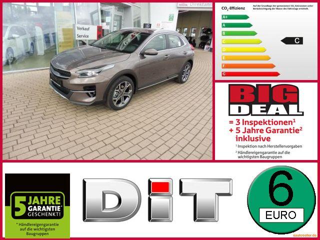 Kia Xcee'd 1.4 T-GDI Vision Navi, Sitzheizung, Kamer, Jahr 2020, Benzin