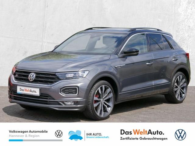 Volkswagen T-Roc 2.0 TSI DSG 4MO Highline RLine LED Pano Klima ACC, Jahr 2018, Benzin