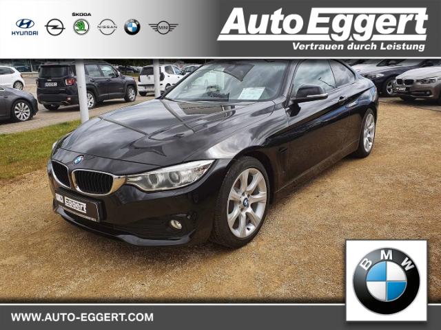 BMW 420 d Coupe Navi Keyless Kurvenlicht Fernlichtass. El. Heckklappe PDCv+h LED-hinten LED-Tagfahrlicht, Jahr 2013, Diesel