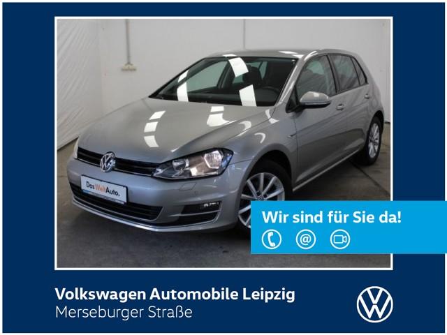 Volkswagen Golf VII 1.4 TSI Lounge*SHZ*PDC*, Jahr 2015, Benzin