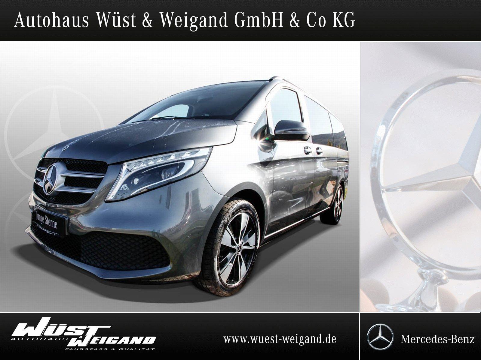 "Mercedes-Benz V 300 d EDITION Lang 7Sitzer+2.Türe+Navi+18""+AHK, Jahr 2019, diesel"