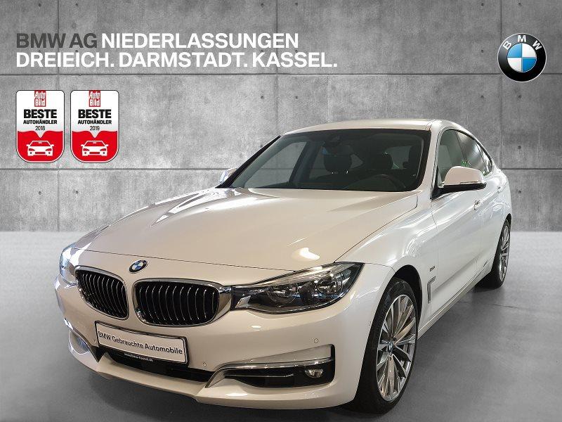 BMW 330 Gran Turismo i Luxury Line Head-Up LED RFK, Jahr 2016, Benzin