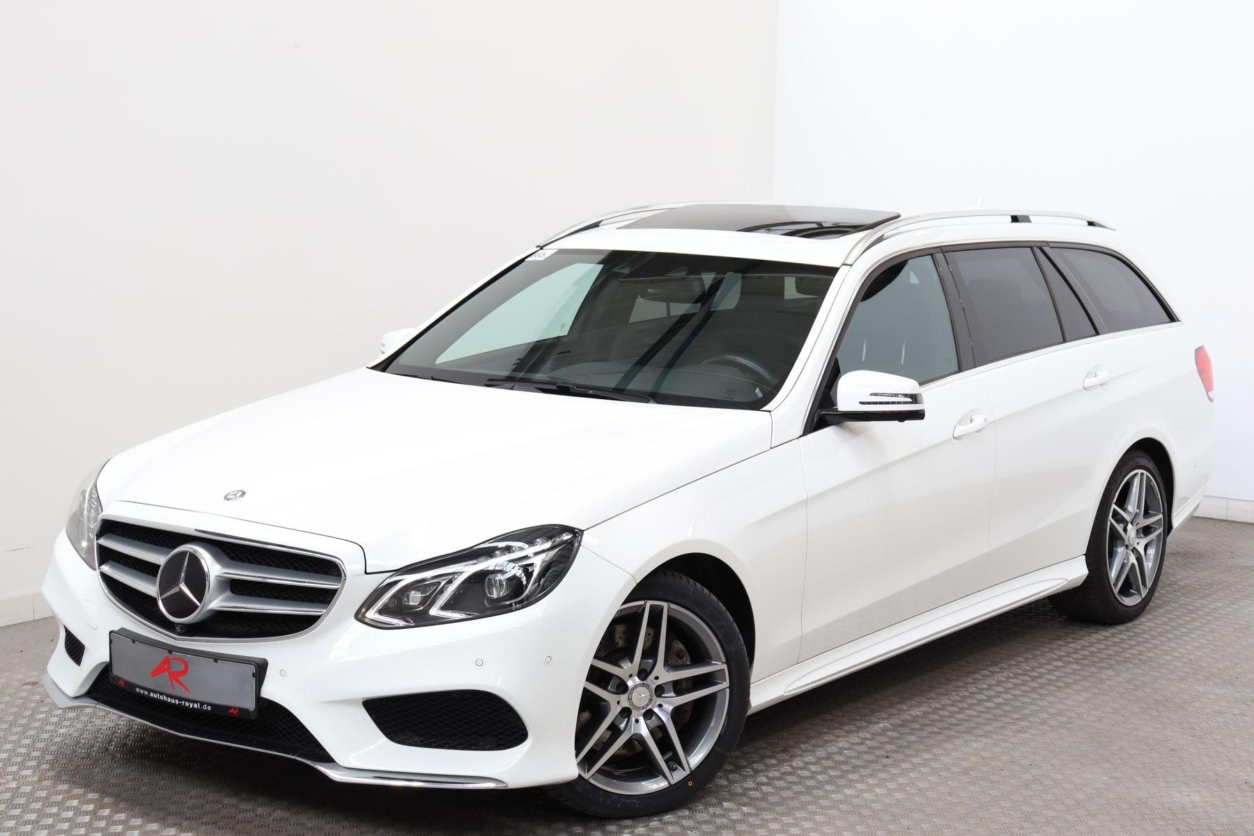 Mercedes-Benz E 350 T BT 4M AMG DISTRO,MEMORY,MULTIKONTURSITZE, Jahr 2015, Diesel