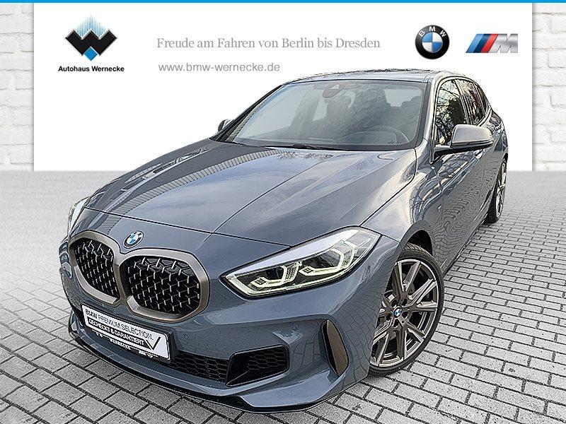 BMW M135i xDrive Gestiksteuerung Head-Up HK HiFi, Jahr 2020, Benzin