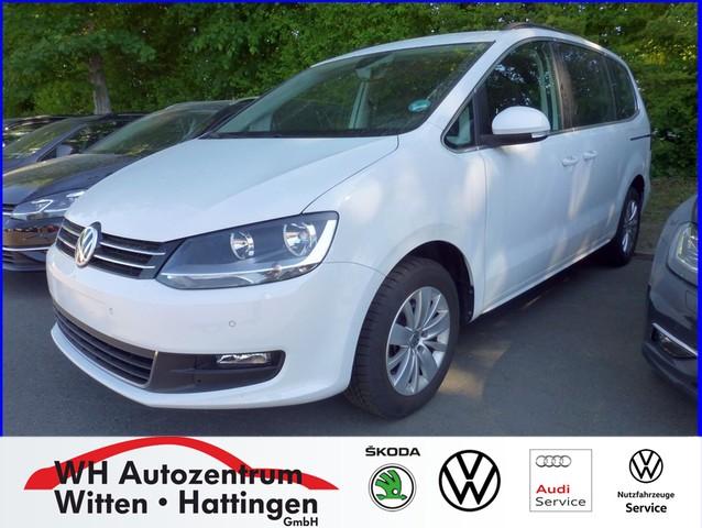 Volkswagen Sharan 1.4 TSI DSG Comfortline 7-sitzer NAVI PDC SitzHzg, Jahr 2020, Benzin