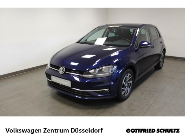 Volkswagen Golf Sound 2.0 TDI *Navi*Kamera*ACC*VZE*SHZ*PDC*, Jahr 2018, Diesel
