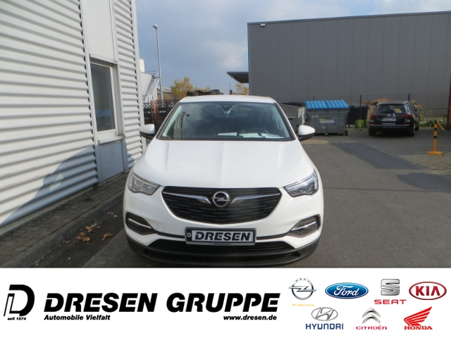 Opel Grandland X Selection 1.2 SPURHALTEASSISTENT, Jahr 2018, Benzin