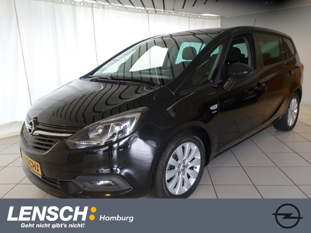 Opel Zafira Active 2.0 CDTI AUT+AHK+NAV+SITZH+PDC+AGR, Jahr 2018, Diesel