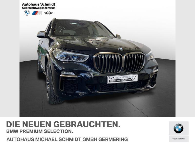 BMW X5 M50d Panorama*Laserlicht*Standheizung*DAB*AHK*, Jahr 2020, Diesel