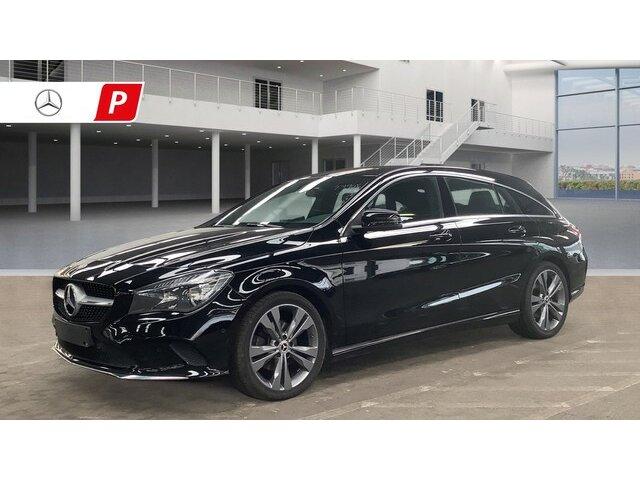 Mercedes-Benz CLA 180 SHOOTING BRAKE URBAN Kb5, Jahr 2018, Benzin