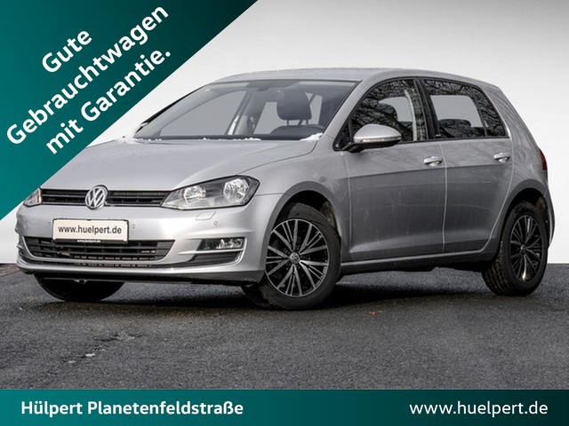 Volkswagen Golf 1.2 Allstar NAVI GRA ALU PDC, Jahr 2017, Benzin