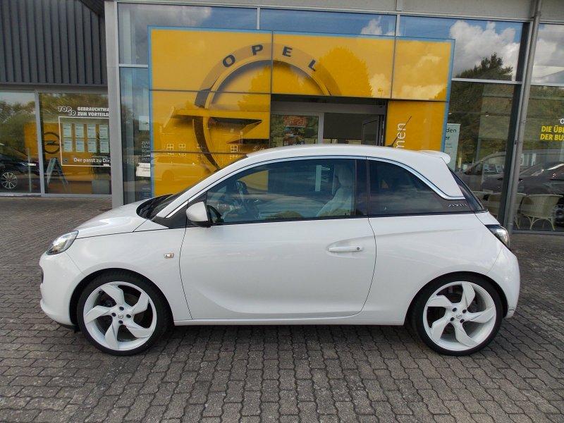Opel Adam 1.4 White Link, Jahr 2013, Benzin