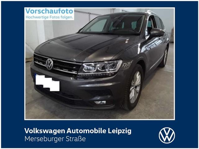 Volkswagen Tiguan 2.0 TDI Sound 4M*ACC*DSG*LED*, Jahr 2017, Diesel