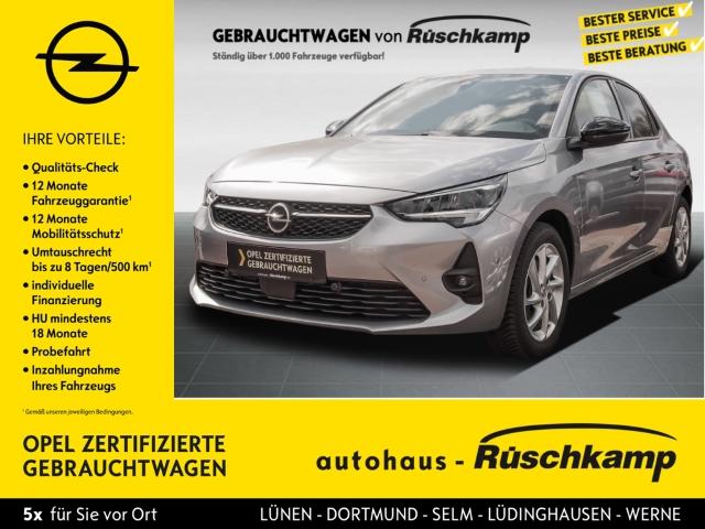 Opel Corsa F GS Line 1.2 Turbo EU6d LED Navi Rückfahrkam. Fernlichtass. PDCv+h LED-hinten LED-Tagfahrlicht, Jahr 2020, Benzin