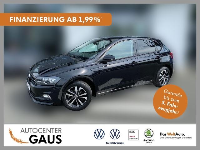 Volkswagen Polo United 1.0 TSI Navi Klima SHZ, Jahr 2020, Benzin