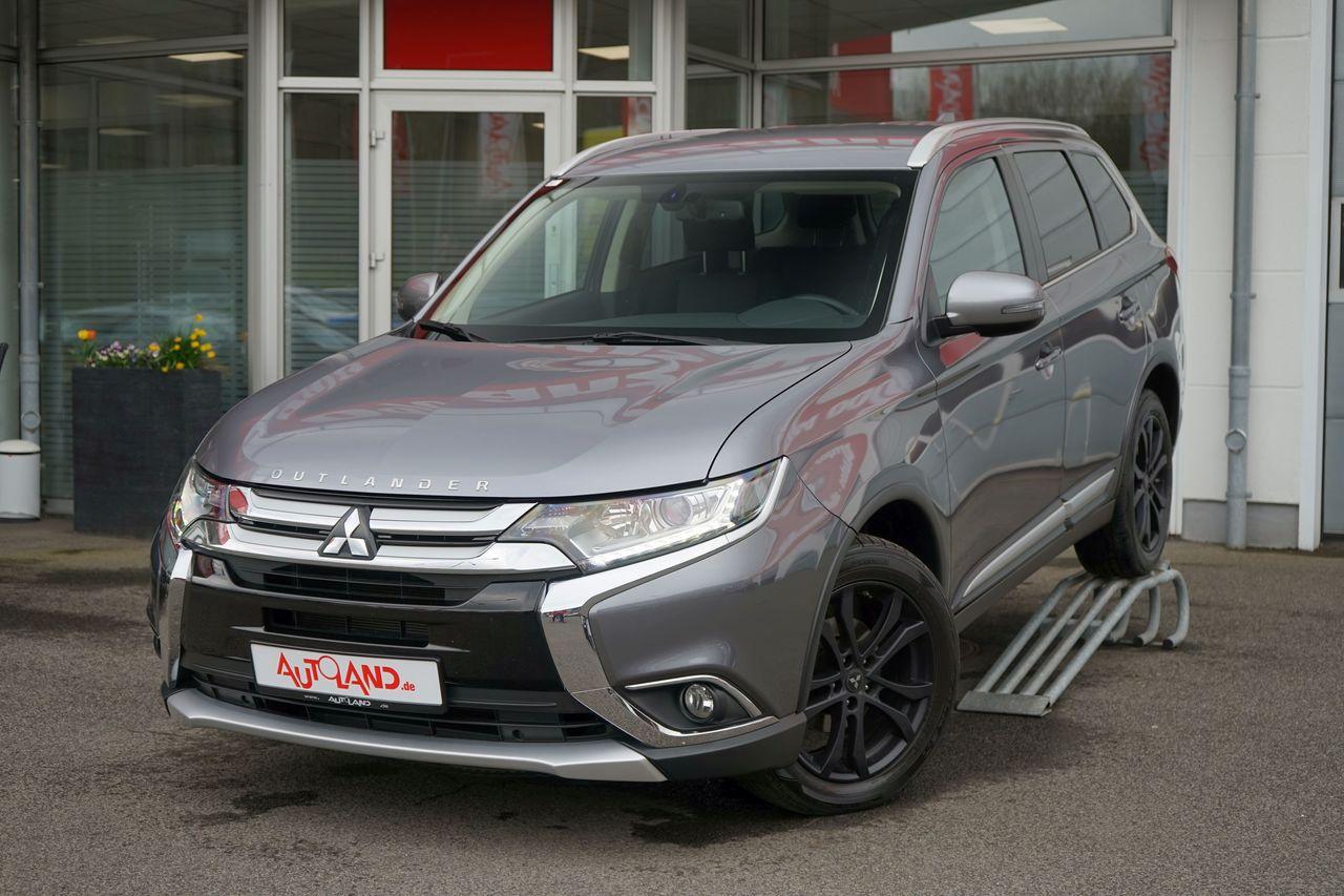 Mitsubishi Outlander, Jahr 2017, Benzin