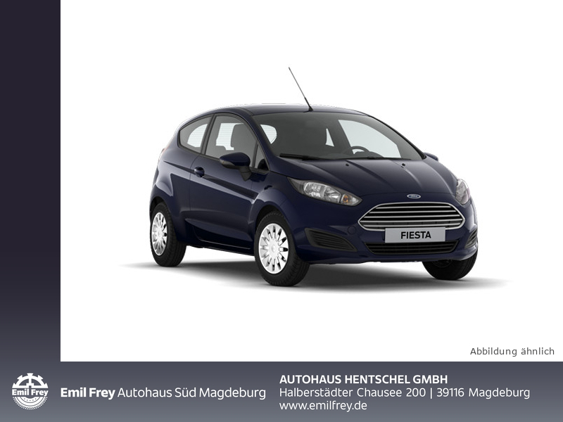Ford Fiesta 1.25 Trend Winterpaket, Jahr 2013, Benzin
