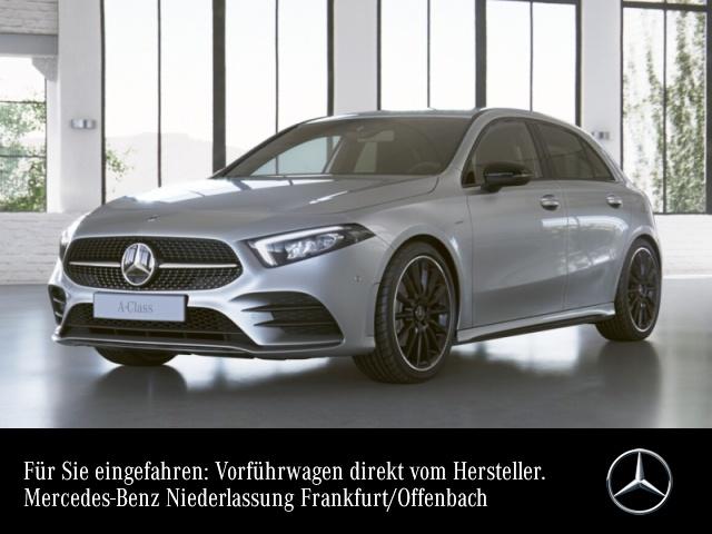 """Mercedes-Benz A 200 EDITION 2020+AMG+Night+LED+Kamera+19""""+7G, Jahr 2021, petrol"""