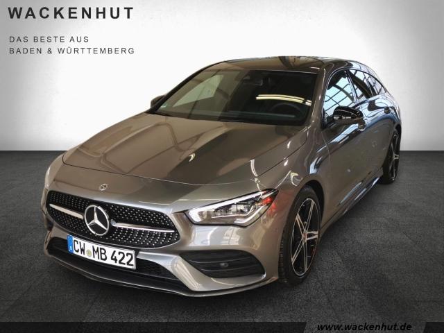 Mercedes-Benz CLA 250 Shooting Brake AMG AHK+MULTIB+DAB+NIGHT, Jahr 2019, Benzin