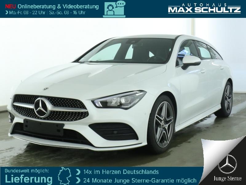 Mercedes-Benz CLA 250 Shooting Brake AMG*LED*Distron.*360°*PDC, Jahr 2020, Benzin