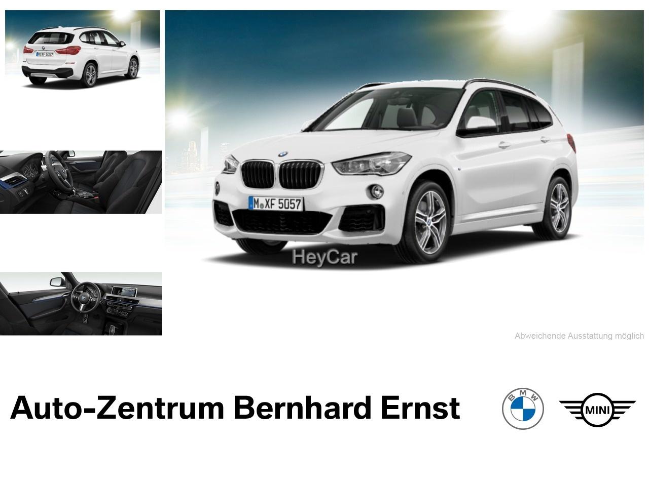 BMW X1 sDrive18i M Sport EDC Klimaaut. Head-Up PDC, Jahr 2017, Benzin