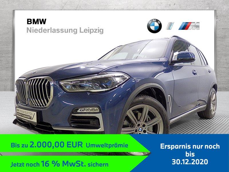 BMW X5 xDrive30d xLine EURO6 Gestiksteuerung Head-Up HK HiFi, Jahr 2019, Diesel
