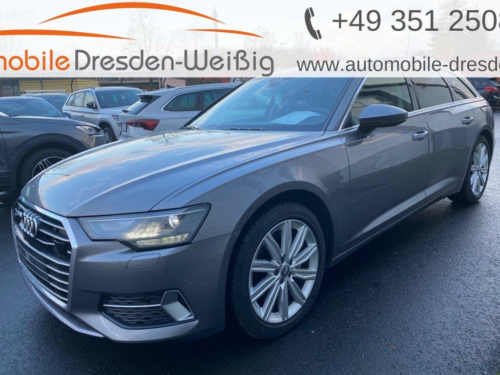 Audi A6 Avant 50 TDI quattro Sport*ACC*Navi*KeyGo*AHK, Jahr 2019, Diesel
