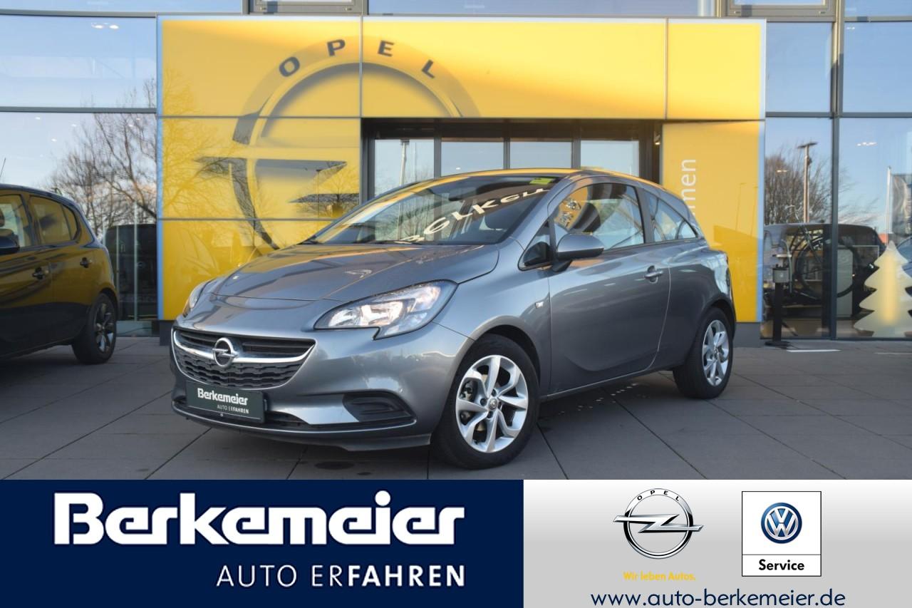 Opel Corsa Edition 1.4 *Sitzheiz/Parkpilot/IntelliLink*, Jahr 2019, Benzin