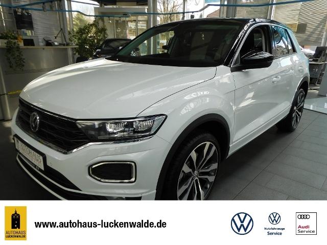 Volkswagen T-ROC 1.5 TSI R Line DSG *ACC*LED*SHZ*, Jahr 2020, Benzin
