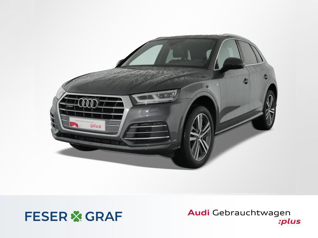 Audi Q5 2.0 TDI 2x S Line Pano,LED,20,Leder,Kamera, Jahr 2017, Diesel