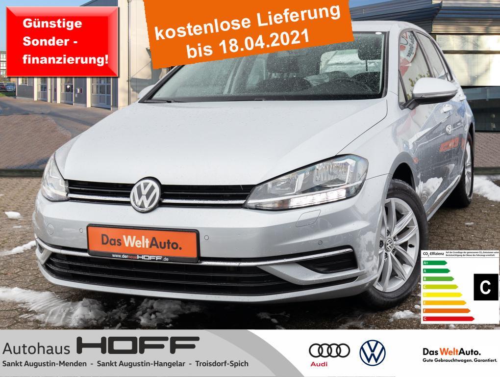 Volkswagen Golf VII 1.4 TSI Comfortline 4 Türen Navi, Jahr 2018, Benzin