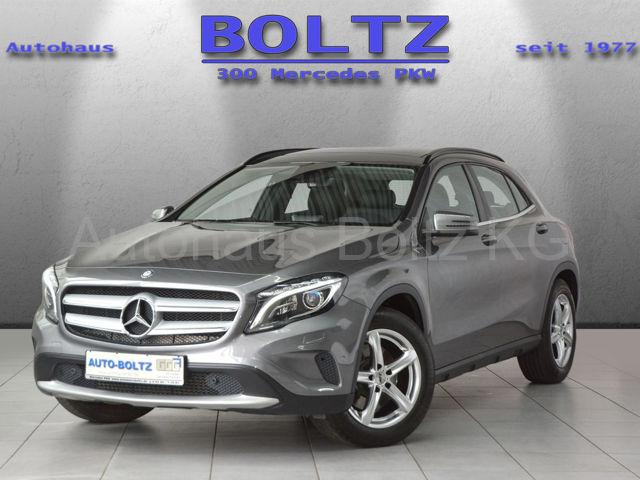 Mercedes-Benz GLA 250 Style Navi Parkass. BiX ILS Pano Klima, Jahr 2015, Benzin