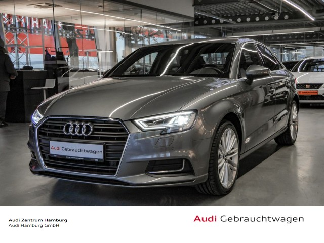 Audi A3 Limousine 1,5 TFSI design 6-Gang MATRIX NAVI VIRTUAL, Jahr 2017, Benzin