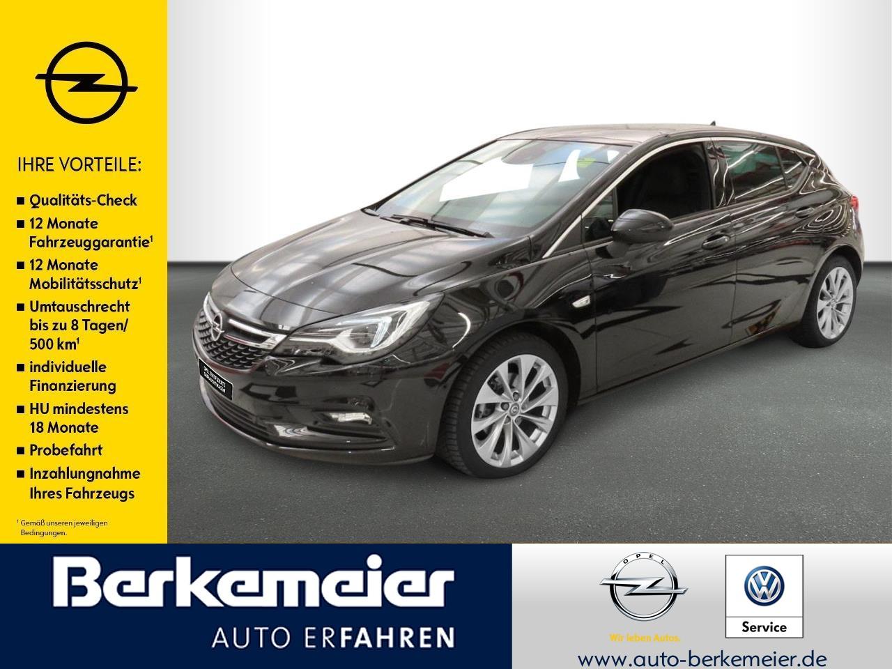 Opel Astra Ultimate 1.4 Automatik/Leder/Anhängerkupplung, Jahr 2019, Benzin