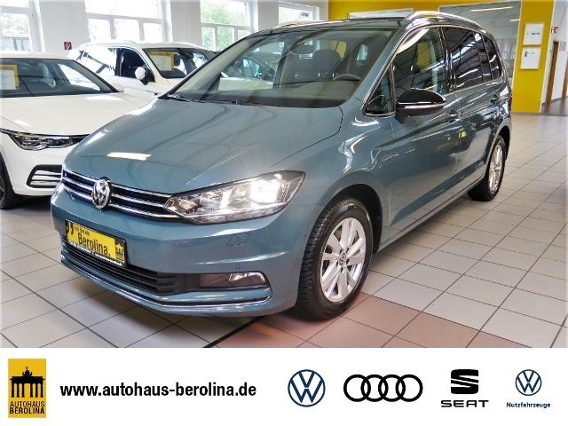 Volkswagen Touran 2.0 TDI IQ.DRIVE DSG *R-CAM*NAV*7-SITZER*, Jahr 2019, Diesel