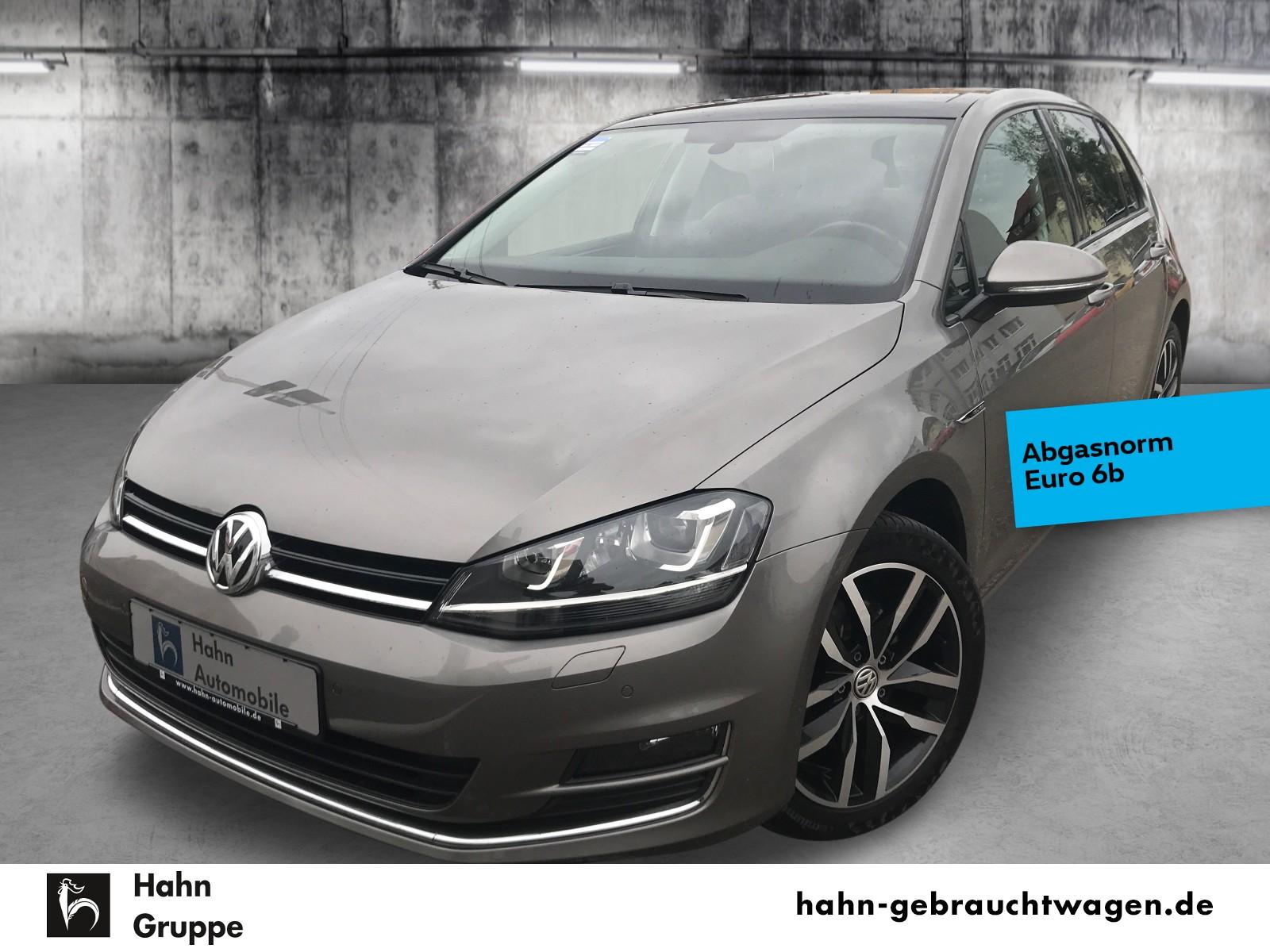 Volkswagen Golf VII Lounge 1.4TSI Navi Sitzh Bi-Xen Einpark, Jahr 2015, Benzin