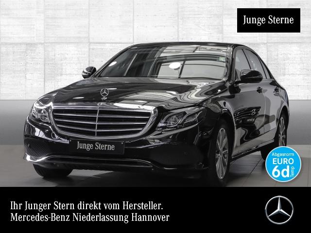 Mercedes-Benz E 220 d 4M Multibeam Kamera PTS 9G Sitzh Temp, Jahr 2019, Diesel
