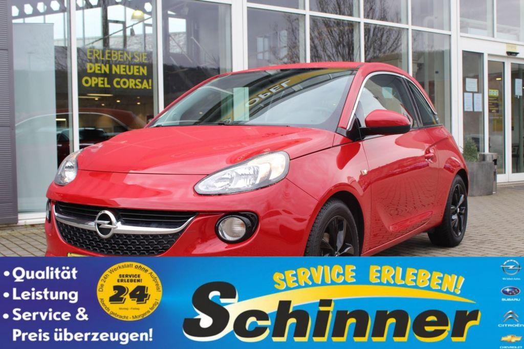 Opel Adam 1.2 Jam, Jahr 2017, Benzin