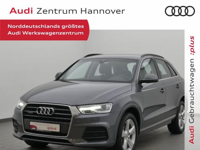 Audi Q3 2.0 TDI qu. design+AHK+Xenon+Navi, Jahr 2016, Diesel