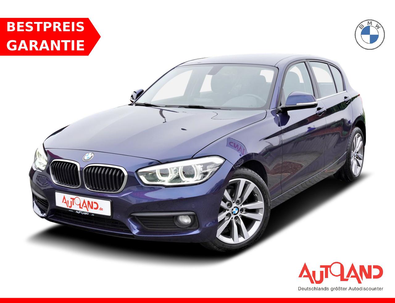 BMW 118, Jahr 2015, Benzin
