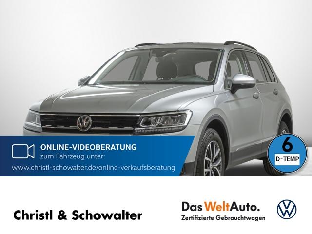 Volkswagen Tiguan Comfortline 2.0 TSI OPF 4Motion DSG Stdhzg., Jahr 2019, Benzin