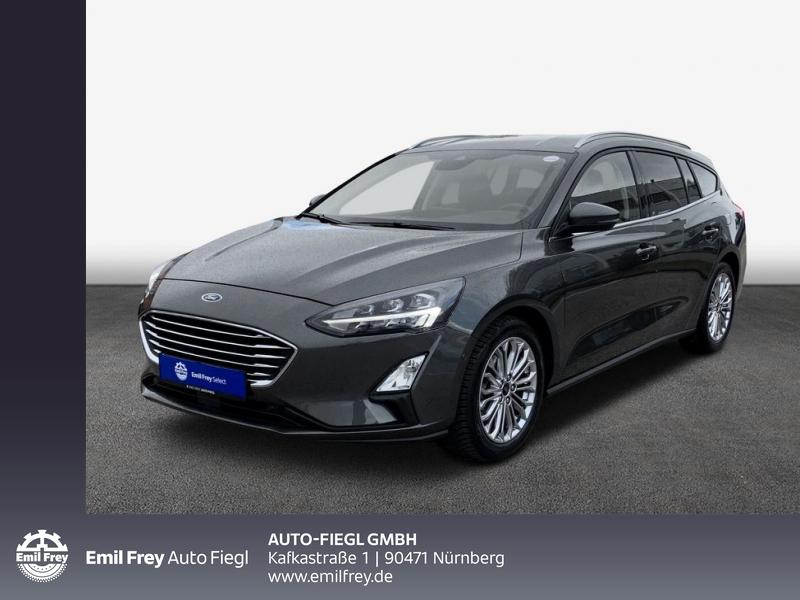 Ford Focus Turnier 1.0 EcoBoost Start-Stopp-System TITANIUM, Jahr 2020, Benzin
